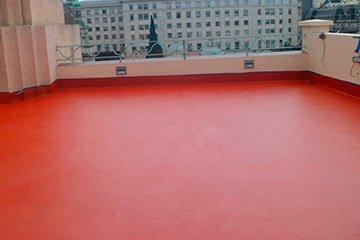 impermeabilizacion de terrados y cubiertas esplugues