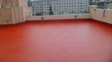 Impermeabilización de Terrados y Cubiertas