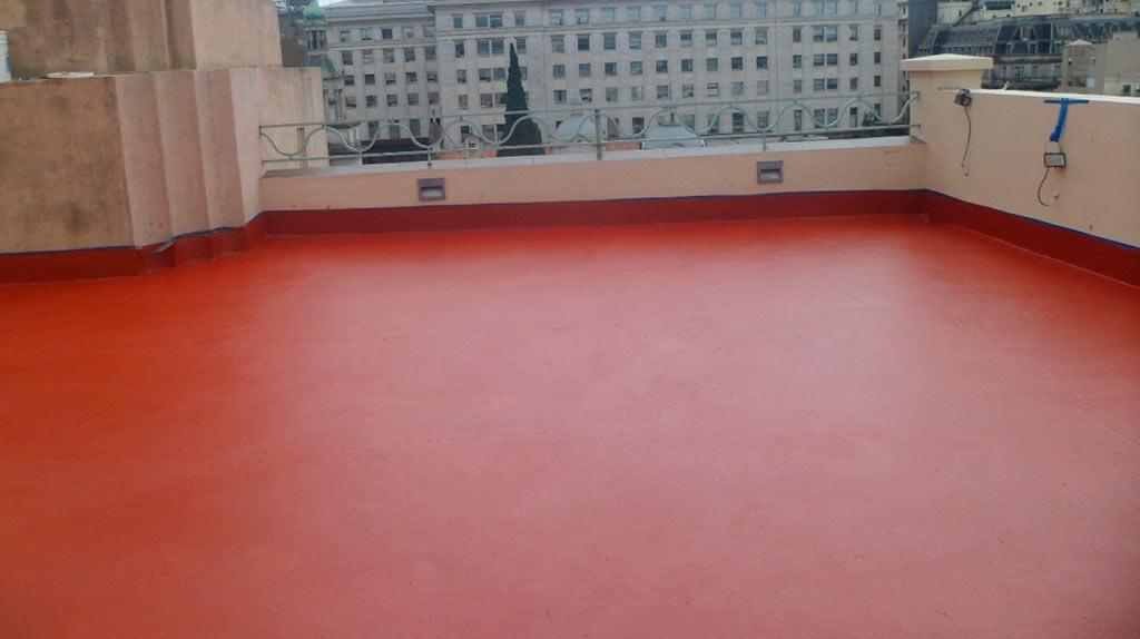 impermeabilización de cubiertas