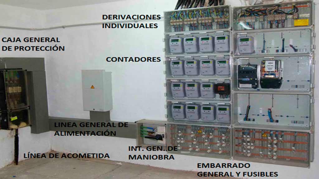 Electricidad comunidades de vecinos