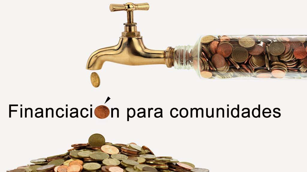Financiación a comunidades