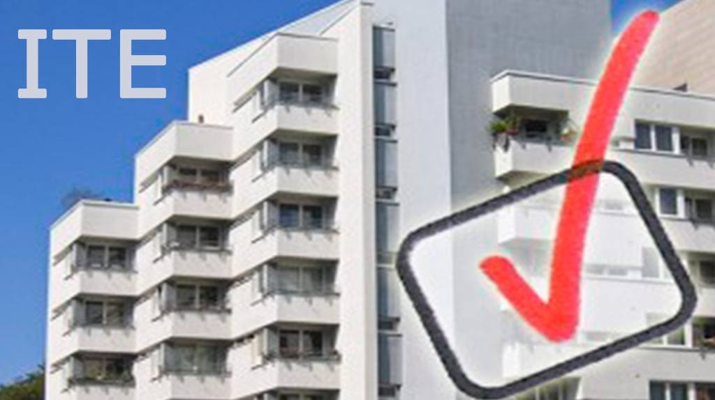 consulta ITE rehabilitación edificios edad