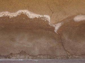 humedades por filtraciones en paredes