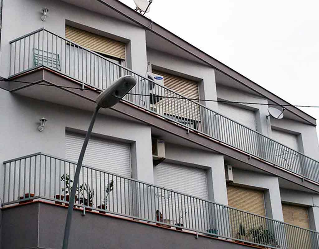 presupuesto de reparación de fachadas