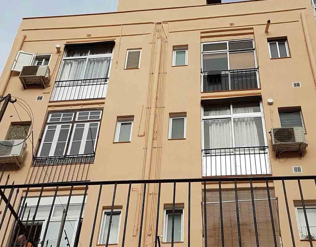 rehabilitacion fachadas