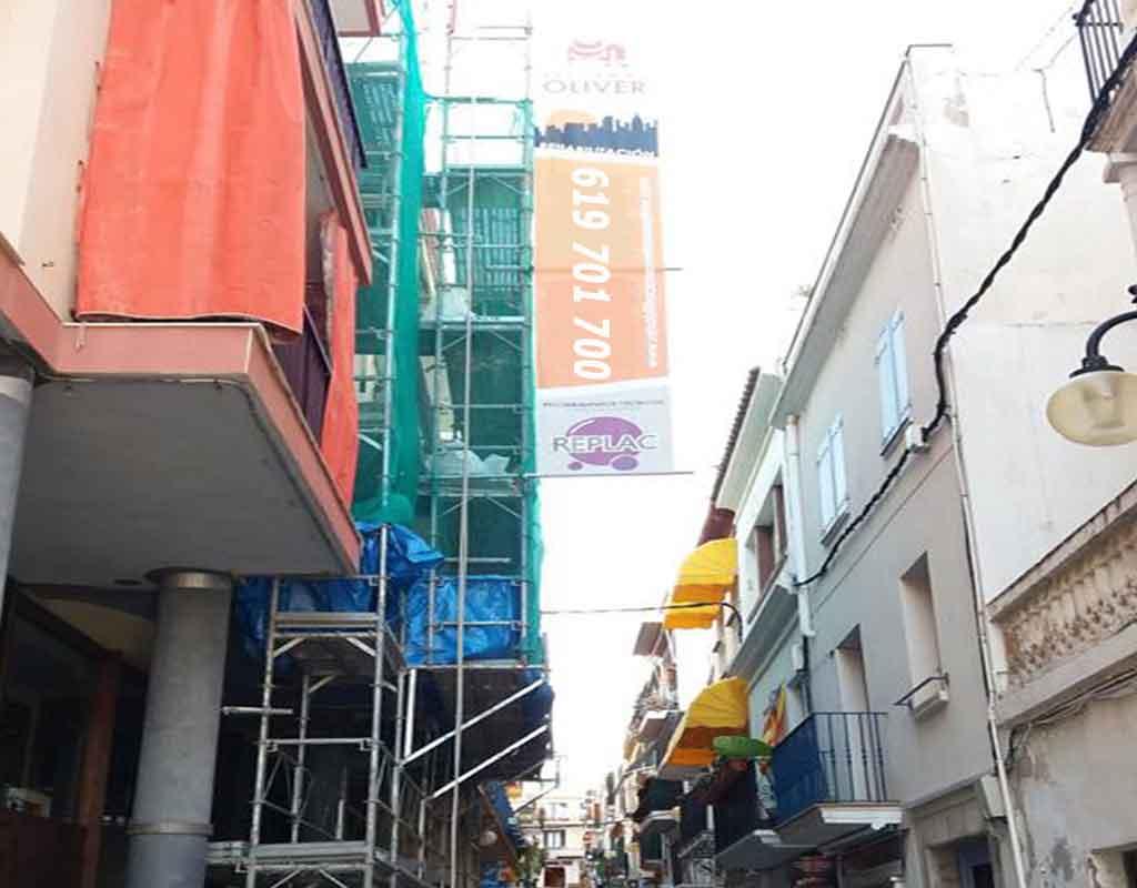 restauramos fachadas