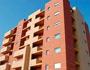 diferentes tipos de fachadas
