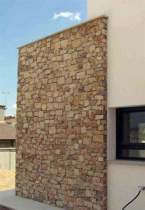 aplacados en piedra natural para paredes