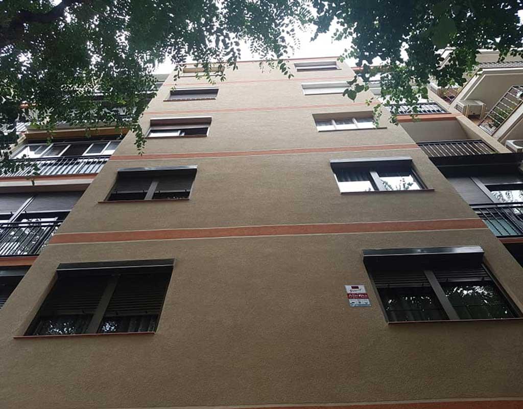 rehabilitacion de fachadas santa coloma