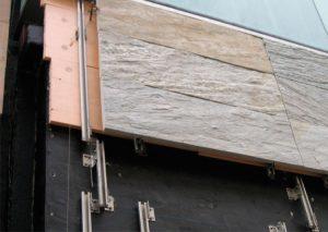 Qué son las fachadas ventiladas y qué tipos hay