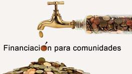 Financiación para comunidades