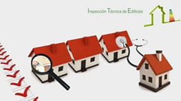 Servicio de ITE, inspección técnica de edificios