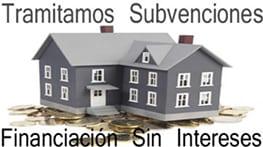 Tramitación subvenciones comunidades