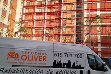 rehabilitacion edificios esplugues de llobregat
