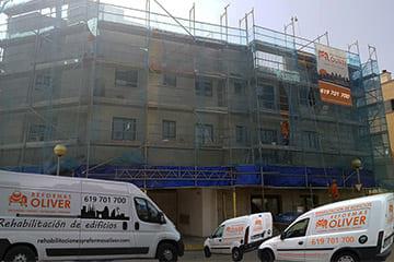 Rehabilitación de fachadas esplugues de llobregat