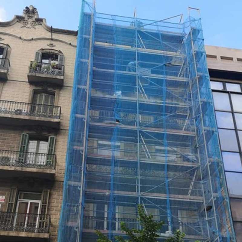 rehabilitacion de fachadas precios