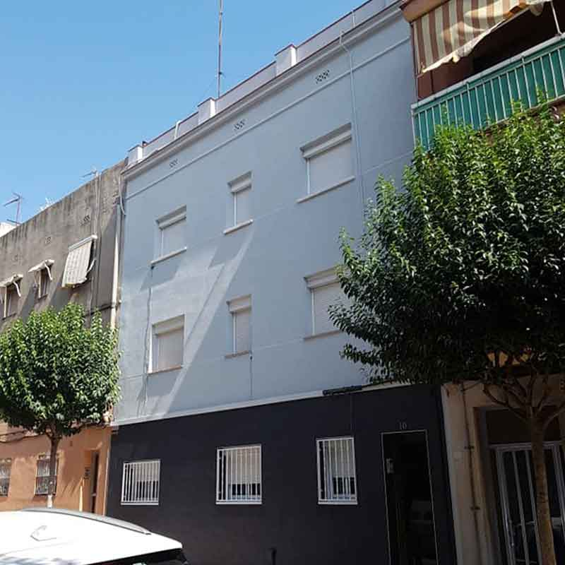 rehabilitacion edificios