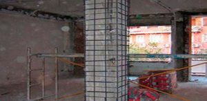 Reparación de pilares
