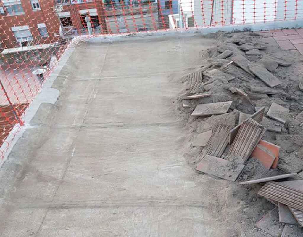 Impermeabilizacion de terrados