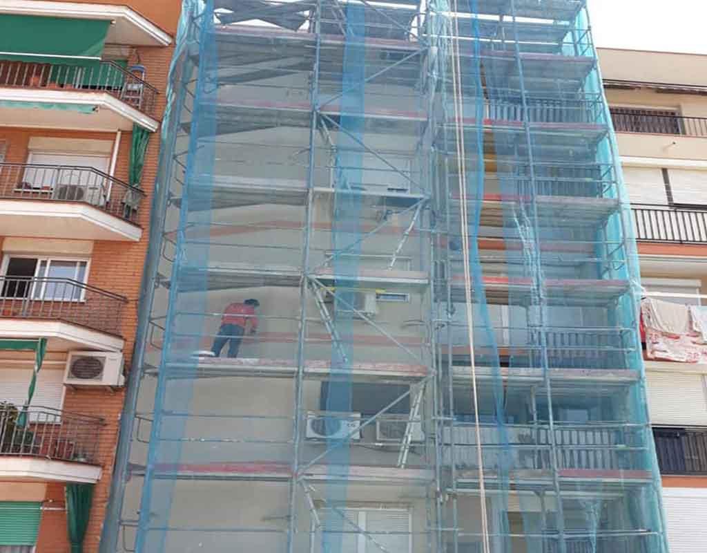 rehabilitacion edificios barcelona