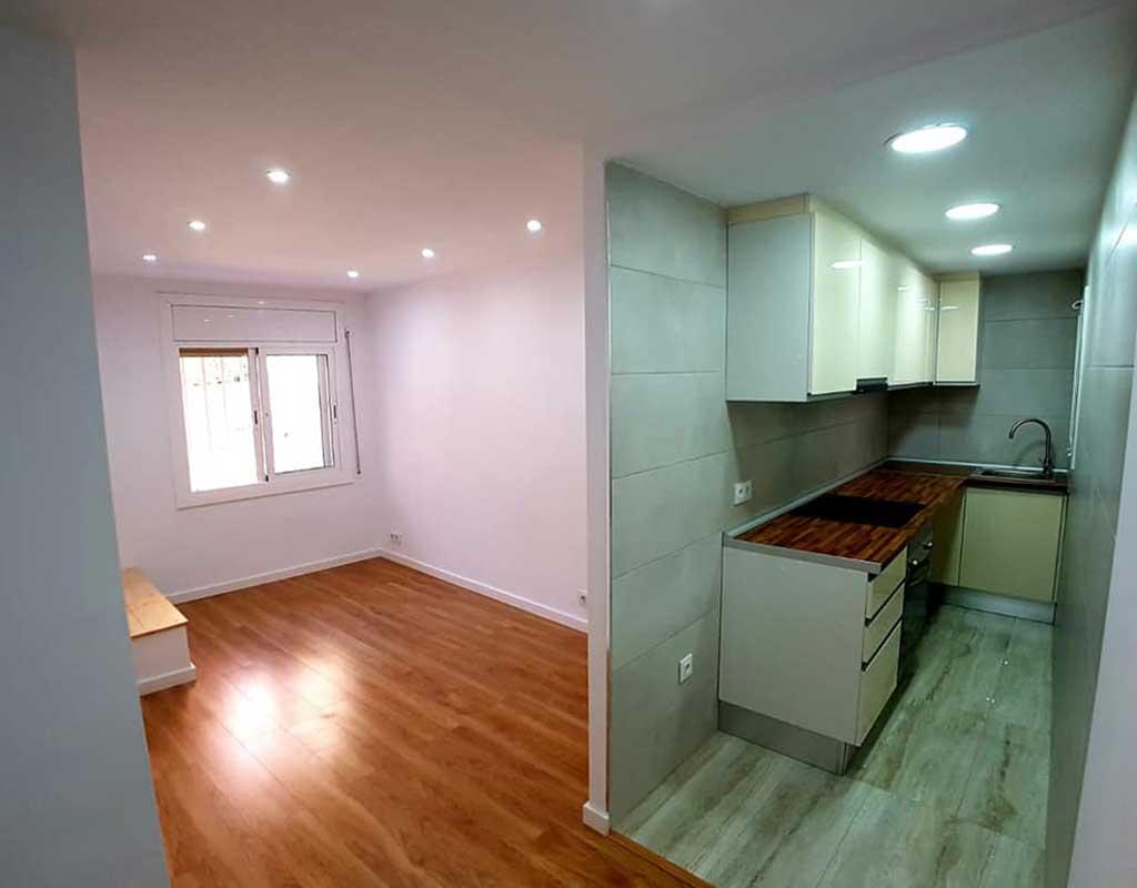 empresas rehabilitación de pisos