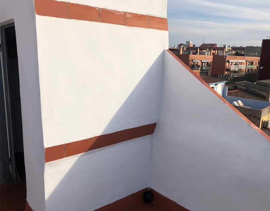 rehabilitación de cubiertas en barcelona