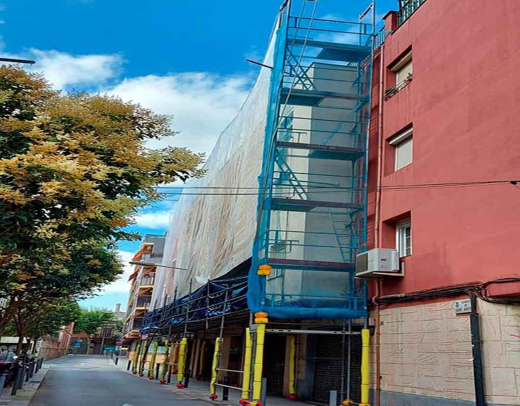 fachadas barcelona