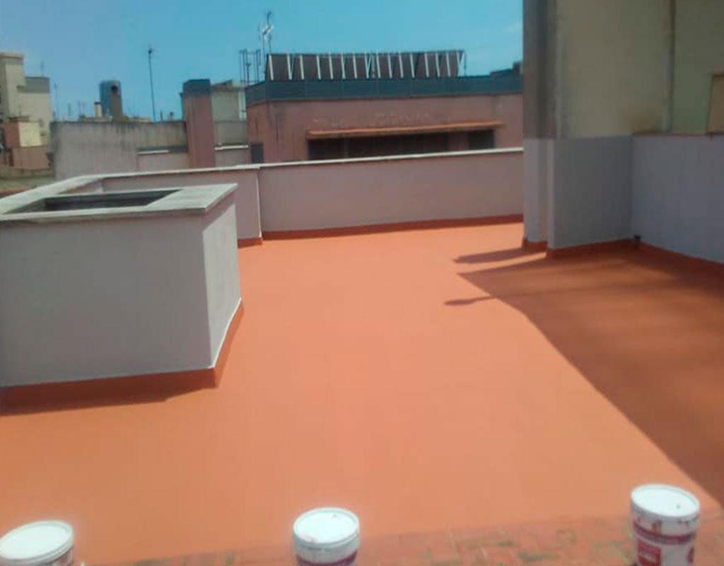 impermeabilizar terrados