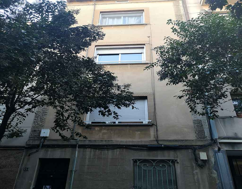 rehabilitacion de edificios en barcelona
