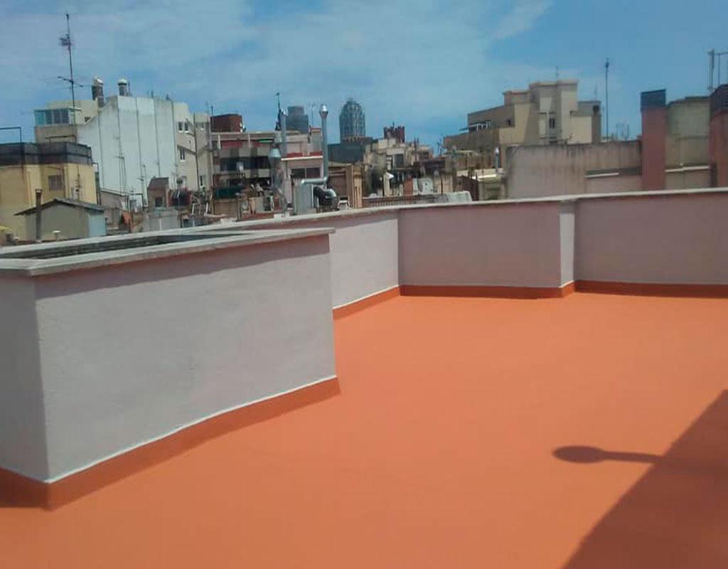 rehabilitar terrados