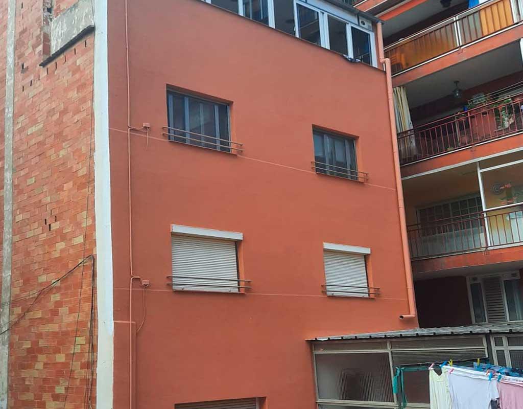 fachadas Esplugues