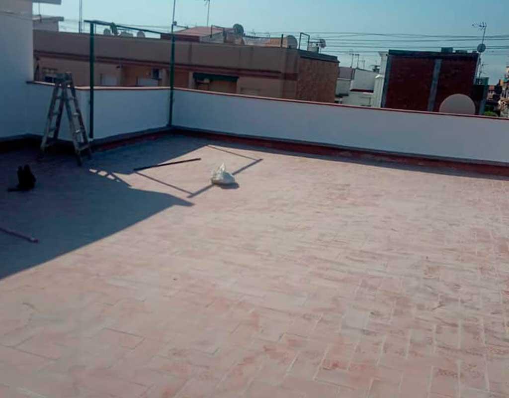 rehabilitar cubiertas y terrados