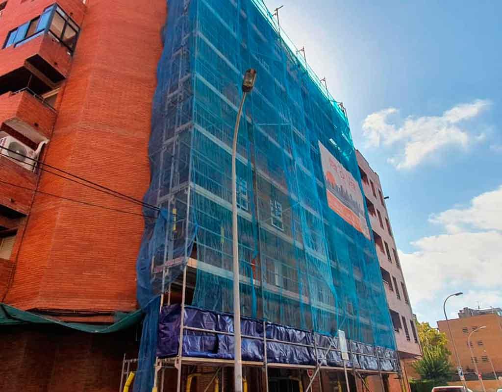 rehabilitar fachadas el prat