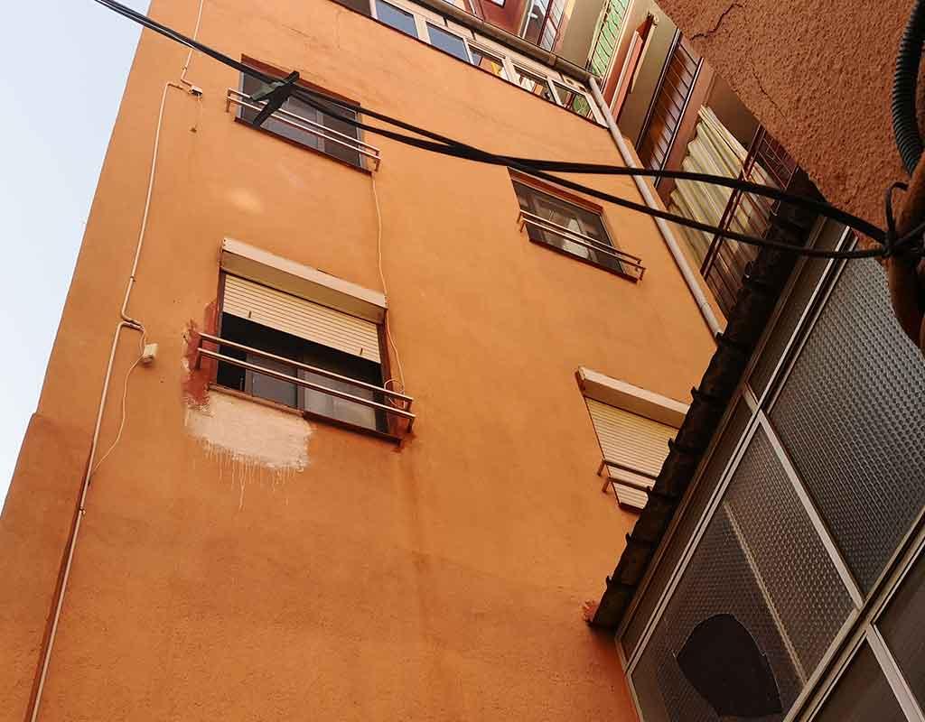 restauración de edificios en Esplugues