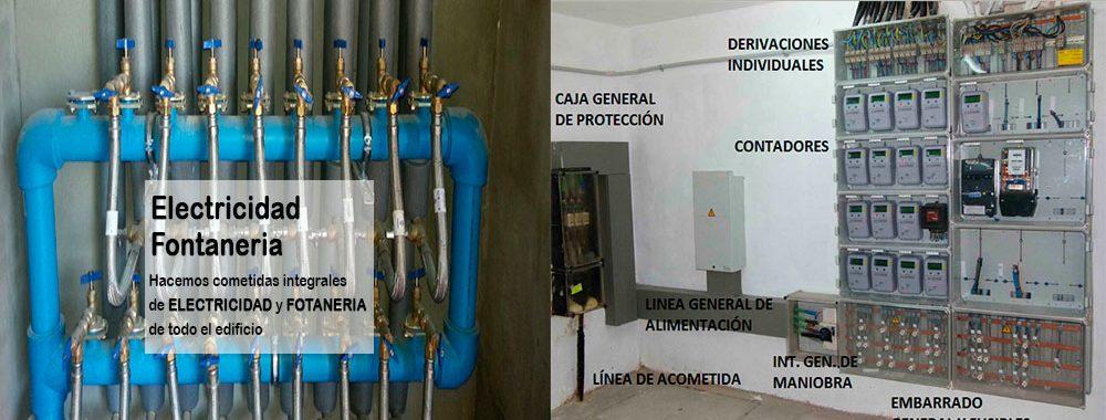instalaciones electricas edificios