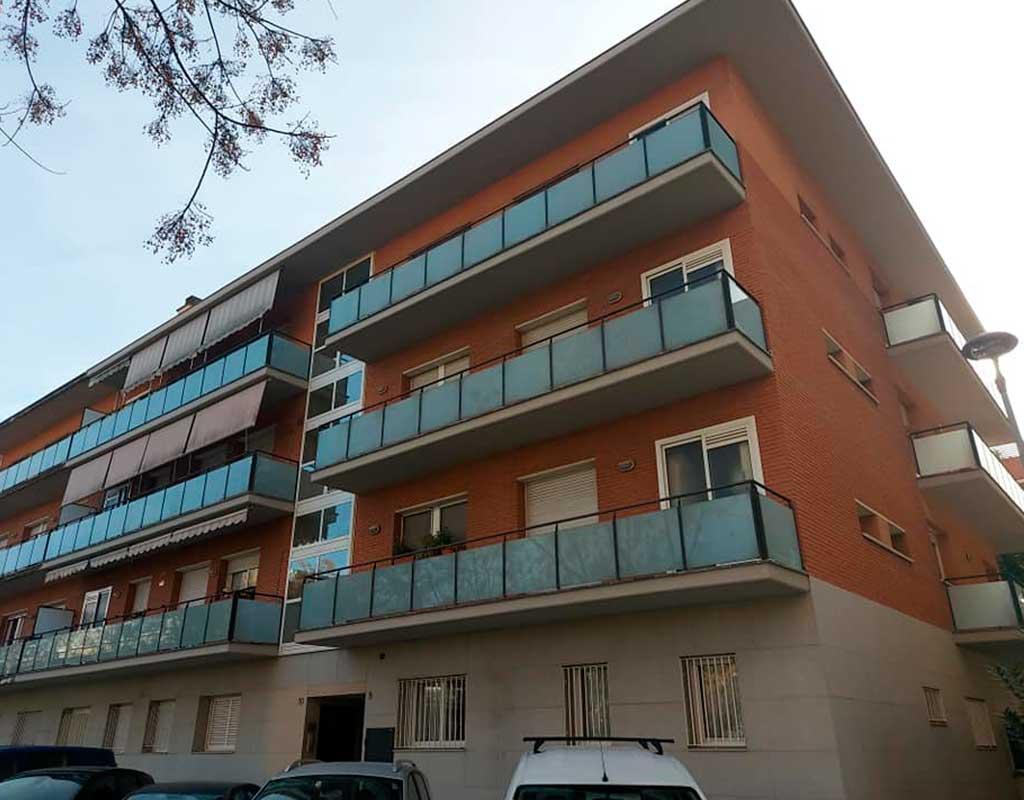 empresas rehabilitación edificios