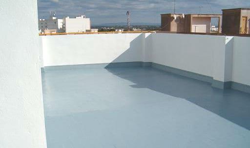 tipos de impermeabilizaciones para terrazas