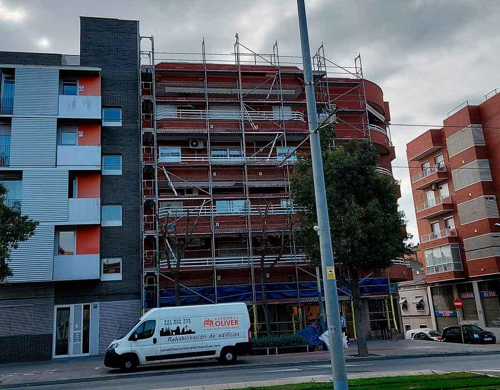 empresas de rehabilitación de edificios