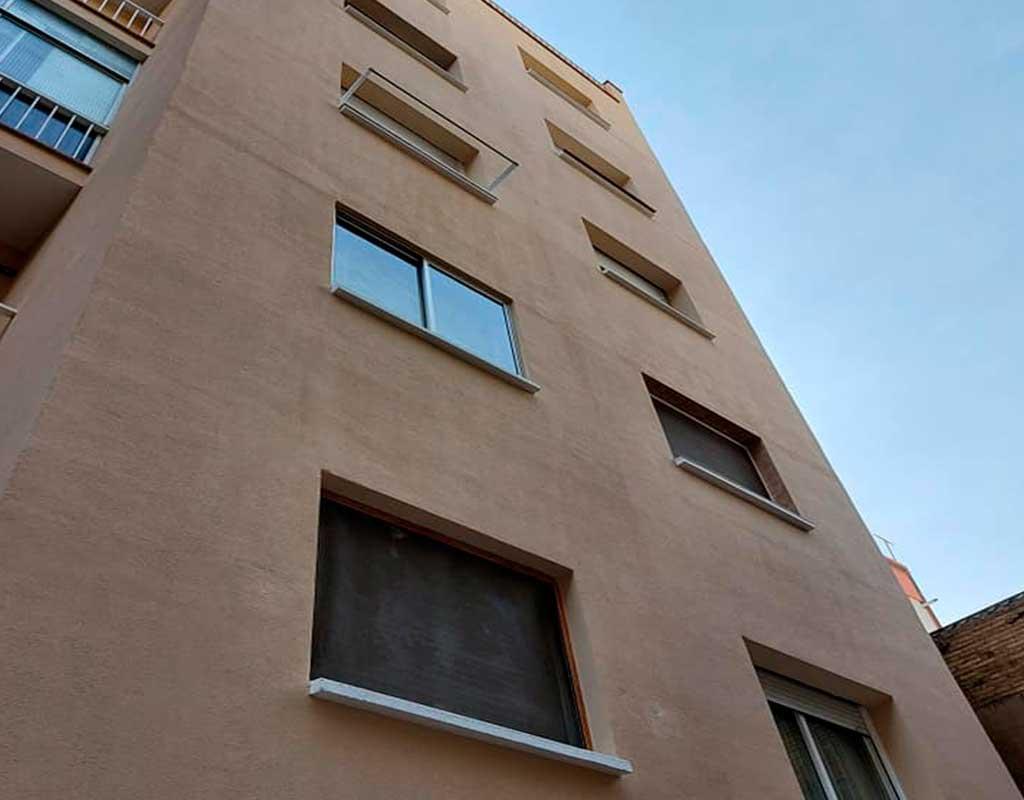 rehabilitacion fachadas sant vicenç dels horts