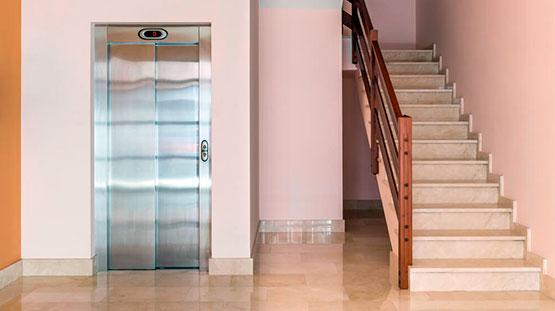 instalar ascensores sin hueco