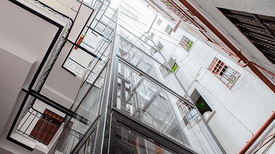precio instalacion de ascensores